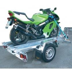 Carrello per moto